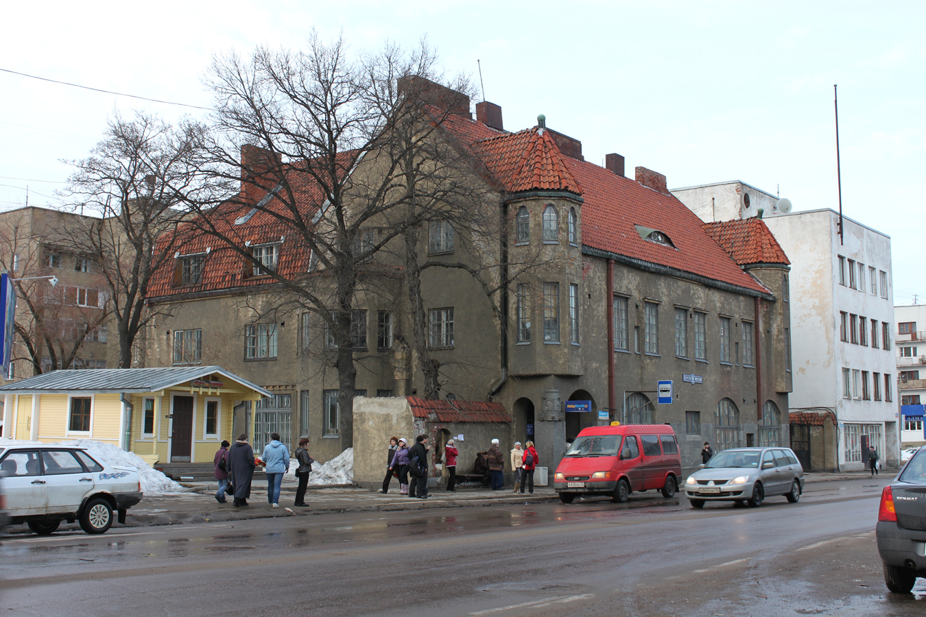 February 22, 2013. Sortavala. The United Bank of the Northern Countries