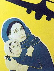 1939. Finnish poster