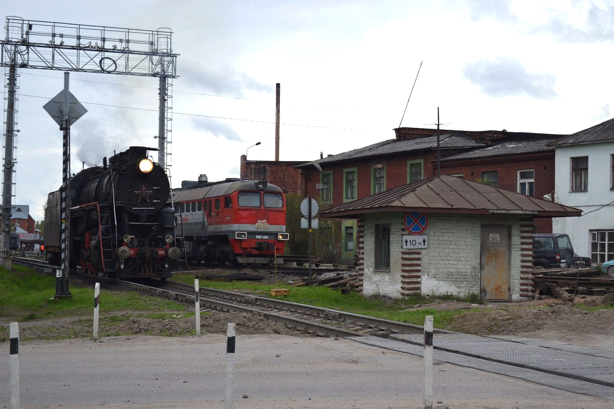 May 23, 2015. Sortavala. Railway Station