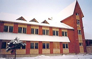 2000. Sortavala. New Railway Station Building
