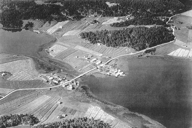 1928. Otsoinen. Aerial photography