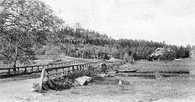 1905. Sortavala. Vakko bridge