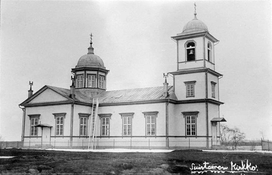 1910-е годы. Никольская церковь