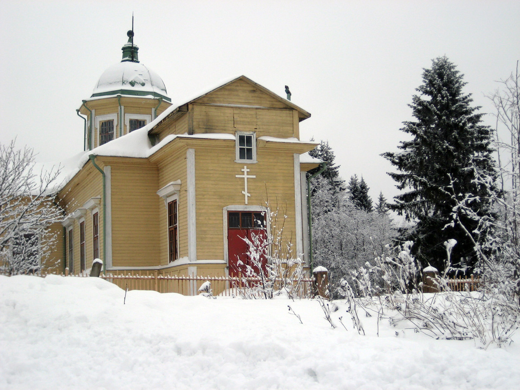 February 7, 2008. St.-Nicolas church