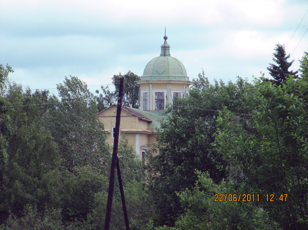 June 22, 2011. St.-Nicolas church