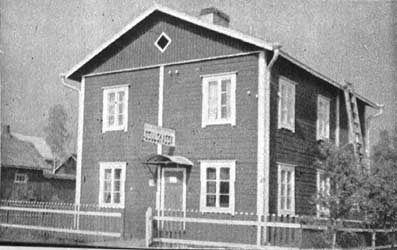 1930's. Kaipaa. Coöperative fund department
