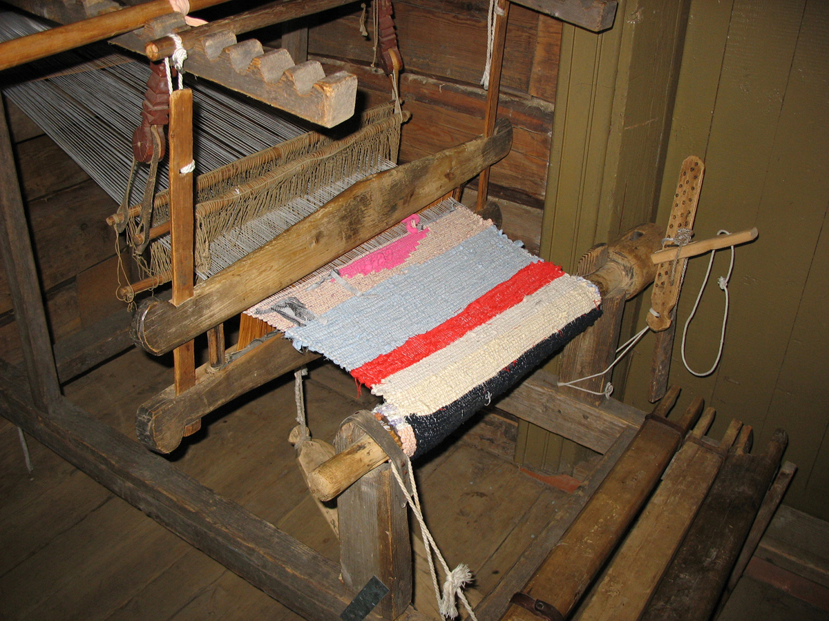 April 9, 2006. Vepsian ethnographic museum
