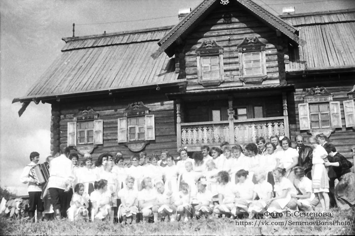 Syyskuu 1988. Meljkinin talo