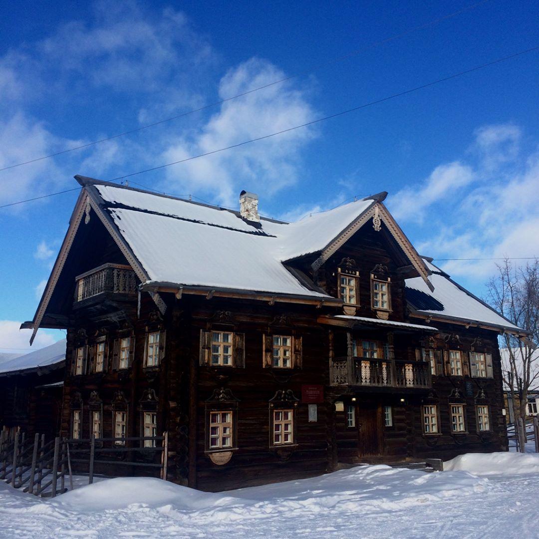 2017 год. Вепсский этнографический музей
