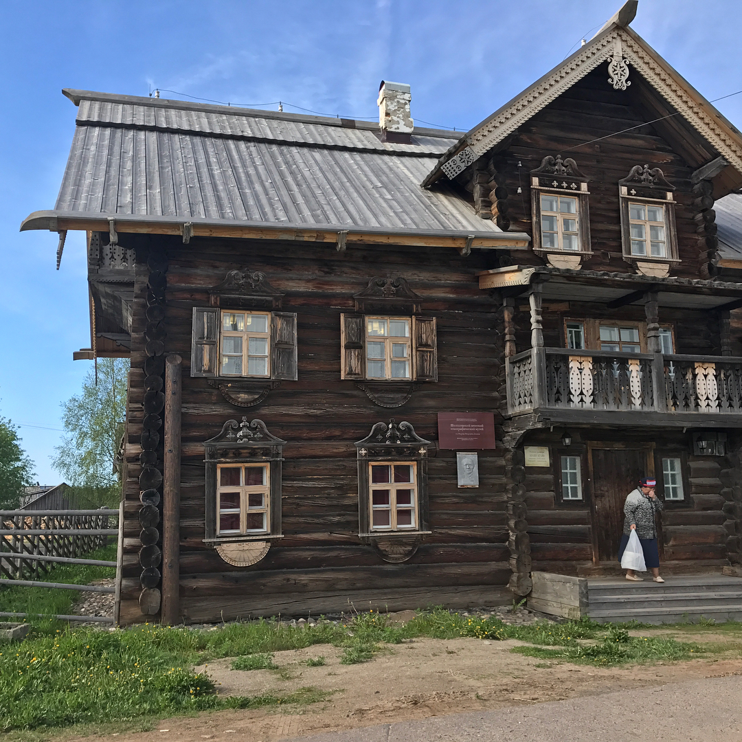 2017. Vepsäläinen etnografinen museo