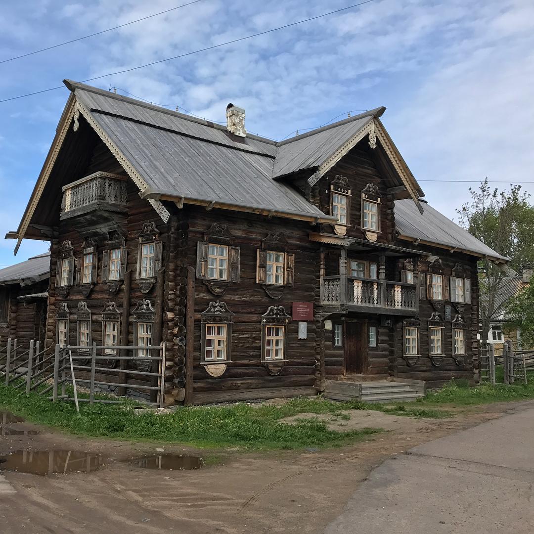 2017. Vepsian ethnographic museum