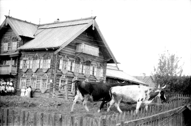 Сентябрь 1988 года. Дом Мелькина