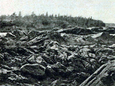 1910's. Poduzhemsky Rapid